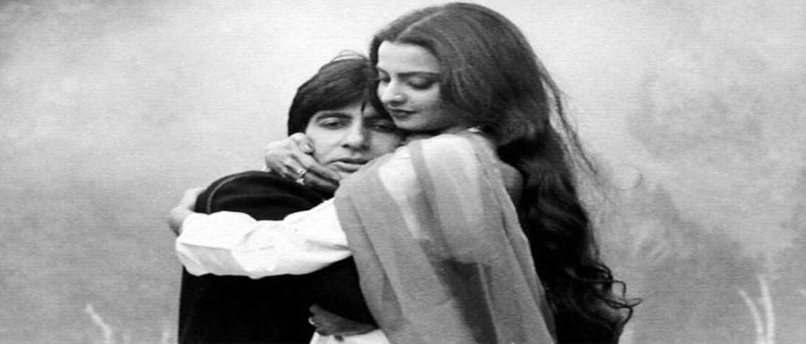 Rekha and Amitabh's Tale of Lost Love