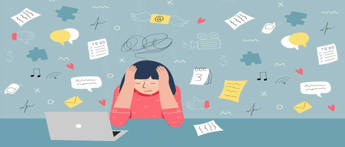 Stress at young age is a new normal.