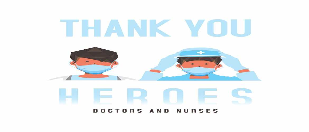 This National Doctor's Day Thank Them By Being Safe